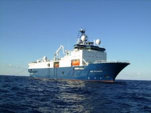 R/V Geo Atlantic